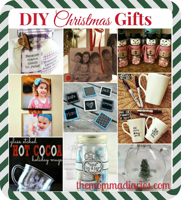 DIY Christmas Gifts, Christmas gifts you can make