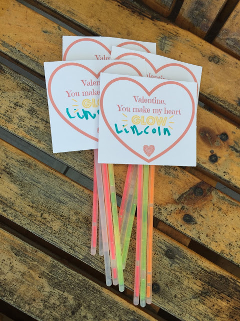 Printable DIY Kids Valentines