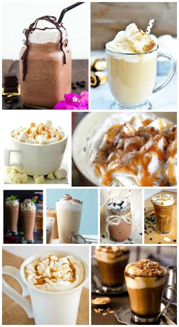 yummy coffee recipes