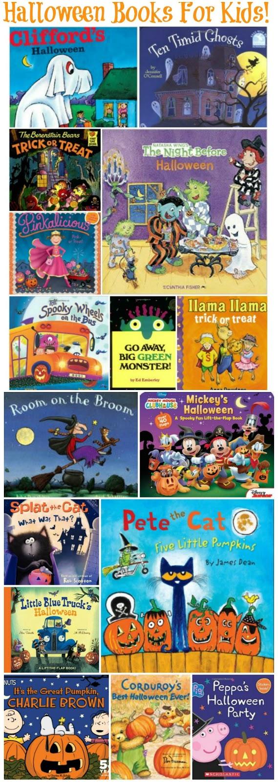 halloween books for kids, kids halloween books, kids books, kids holiday books, #kidsbooks #halloween