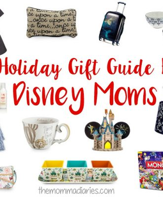 Holiday Gift Guide for Disney Moms
