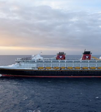Disney Cruise Ship Wonder