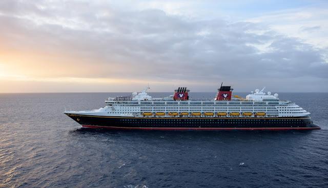 Disney Cruise Ship Wonder