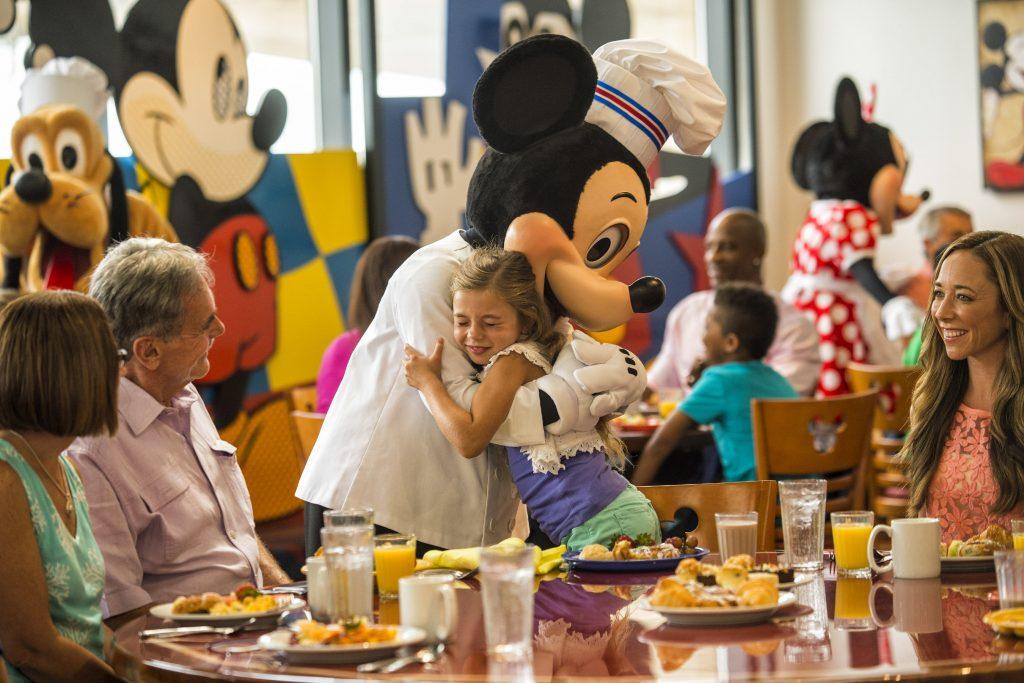 Chef Mickey's at Disney's Contemporary Resort