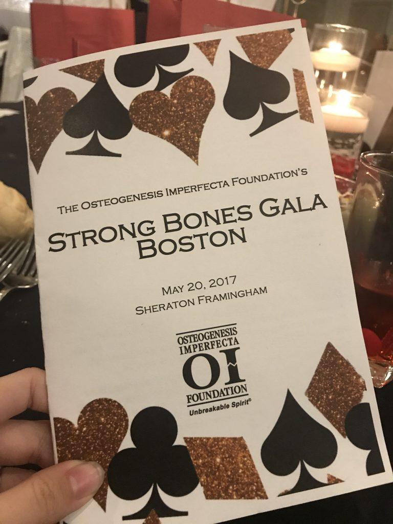 Osteogenesis Imperfecta Strong Bones Gala Boston