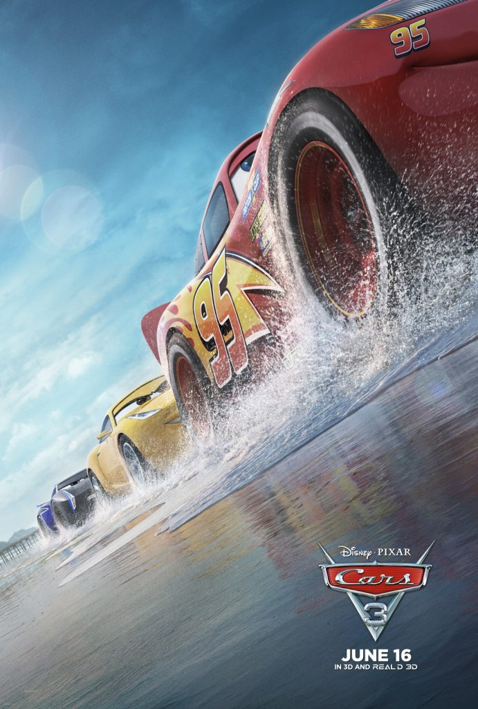 CARS 3 Movie Review - & Printable Coloring Pages! - The Momma Diaries