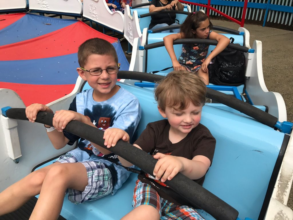Hersheypark Tips with kids