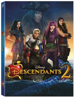 Descendants 2 review