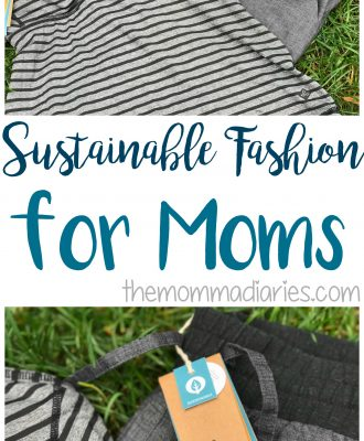 Sustainable Fashion for Moms
