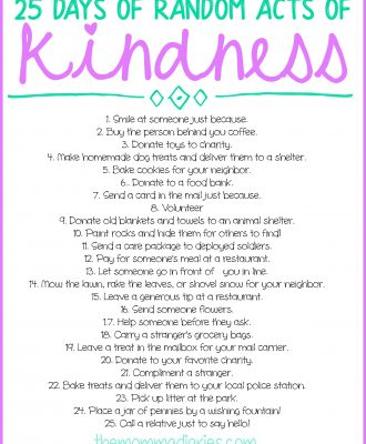 Random Acts of Kindness, Random Acts of Kindness Ideas, Random Acts of Kindness for Kids