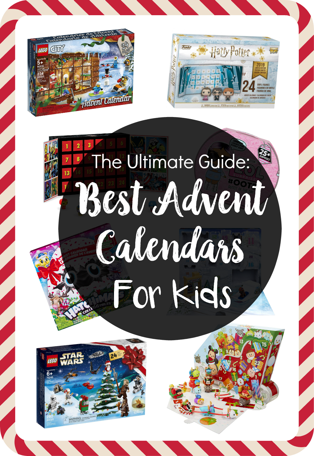 Advent Calendars For Kids, Kids Advent Calendars, Advent Calendars, Best Advent Calendars, Christmas Gifts, Gifts for Kids, #AdventCalendar