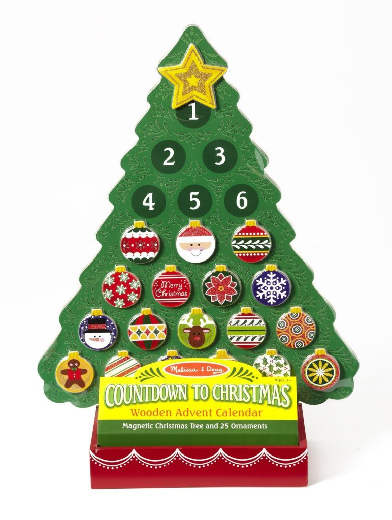 Melissa and Doug Advent Calendar