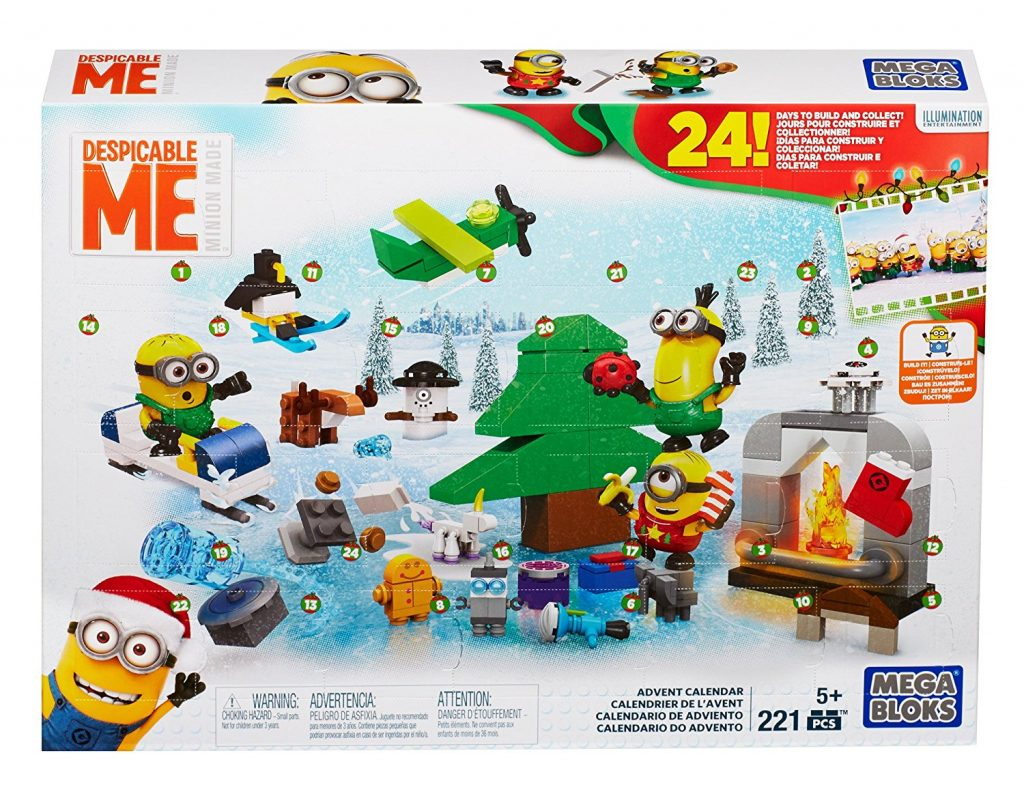 Despicable Me Minions Advent Calendar