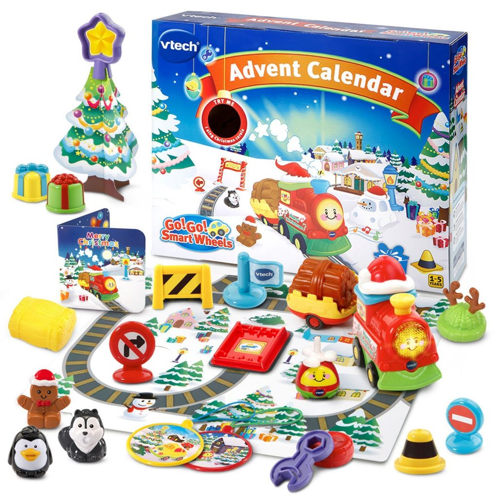 VTech Go Go Smart Wheels Advent Calendar