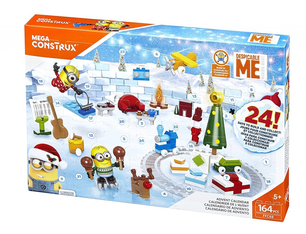 Despicable Me 3 Advent Calendar