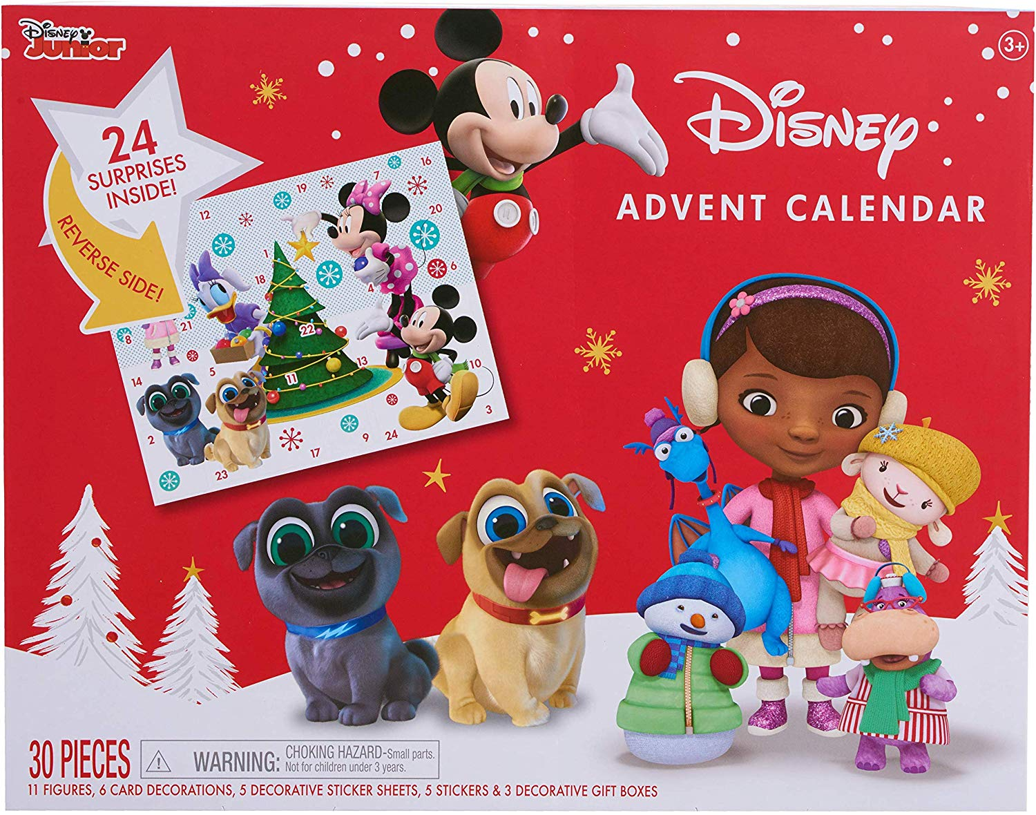 Disney Junior Advent Calendar