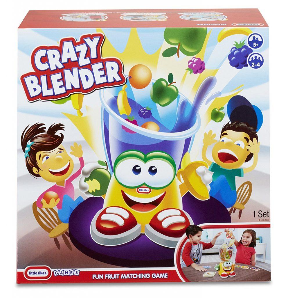Crazy Blender