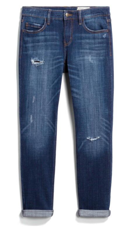 Stitch Fix Cosmic Blue Love Adrianne Distressed Boyfriend Jeans