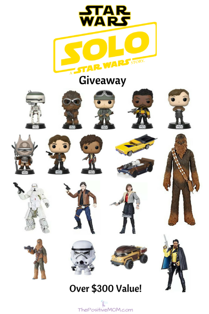 Star Wars Gift Pack Giveaway, Han Solo Star Wars Gift Pack Giveaway, Star Wars Giveaway
