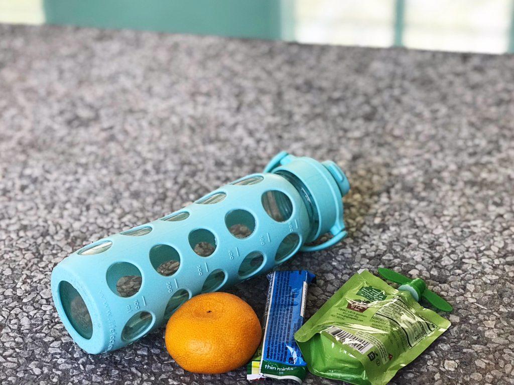 travel essential snacks