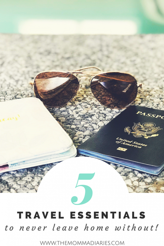 5 travel essentials to never leave home without, travel essentials, travel necessities, road trip essentials, road trip necessities
