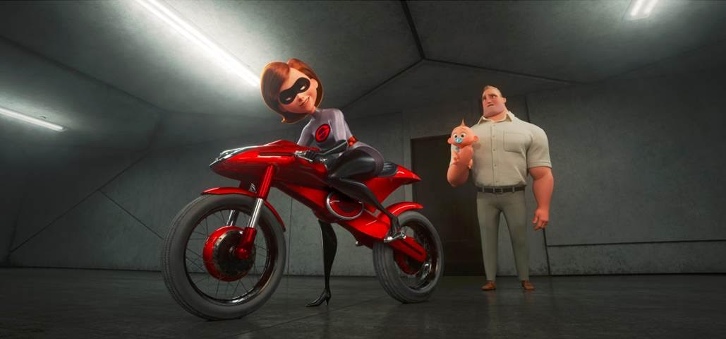 Incredibles 2 Elastigirl