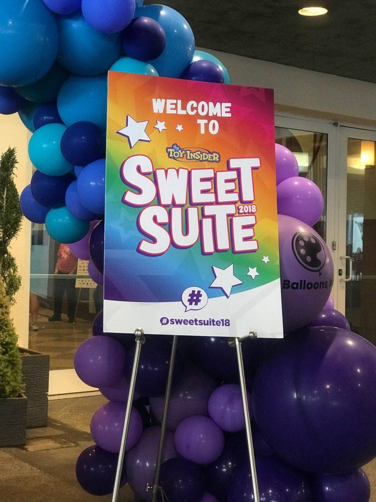 Sweet Suite 2018
