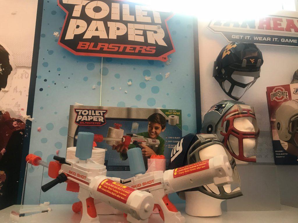 Toilet Paper Blasters #SweetSuite18