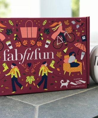 FabFitFun Fall 2018, FabFit Fun Fall 2018 Box, FabFitFun Fall, FabFitFun Promo Code
