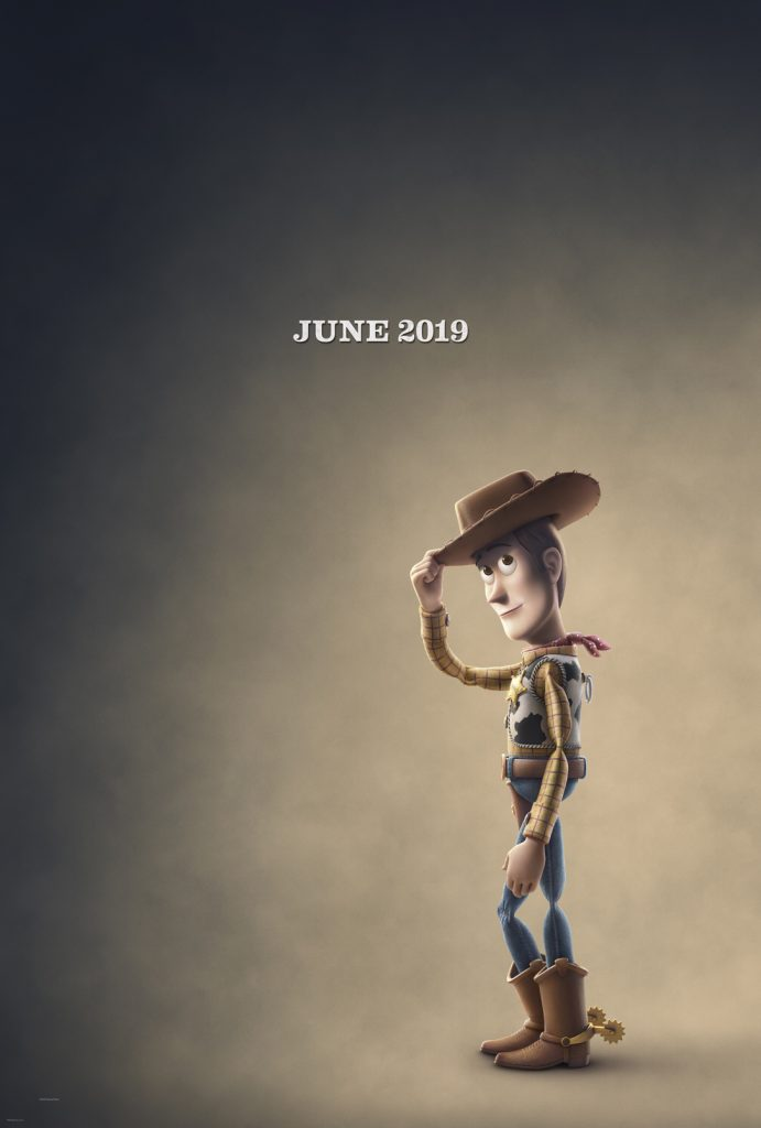 Toy Story 4 Poster, Toy Story 4 Teaser Trailer, #ToyStory4