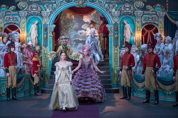 Disney's The Nutcracker and the Four Realms Featurette