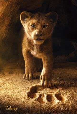 Live-action Lion King