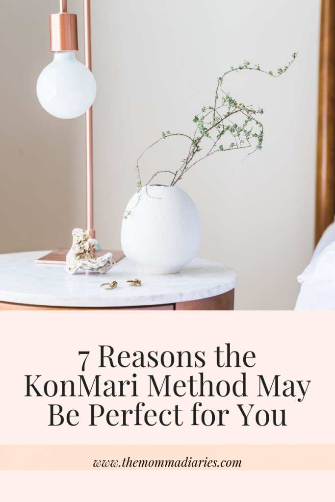 Reasons the KonMari Method May Be Perfect for You, KonMari Method, KonMari method tips, tidying up with marie kondo, Marie Kondo's KonMari decluttering method, KonMari Method, #KonMari, #MarieKondo, #SparkJoy, #TidyingUp