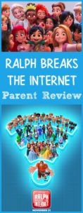 Ralph Breaks the Internet Parent Review, #RalphBreaksTheInternet