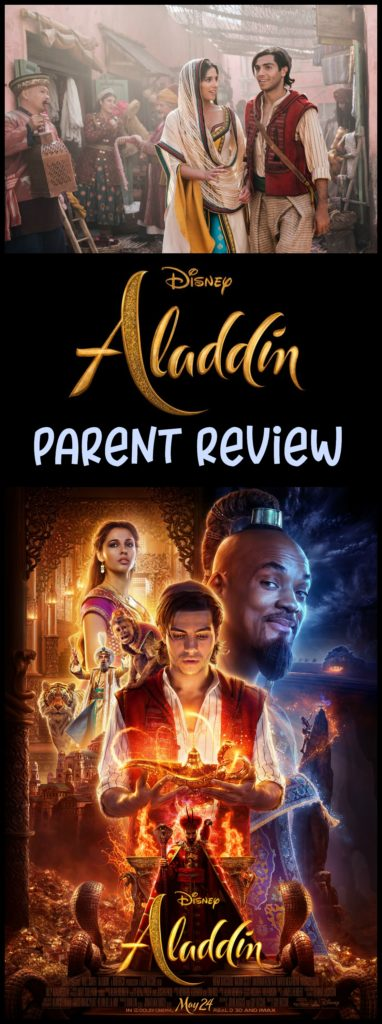 Aladdin Parent Review, Is Aladdin Kid Friendly, disney's live action aladdin review, should kids see aladdin, #Aladdin #DisneyMovies