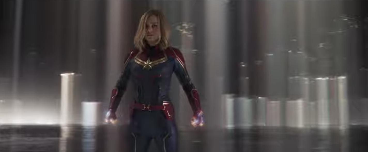 Carol Danders is Captain Marvel
