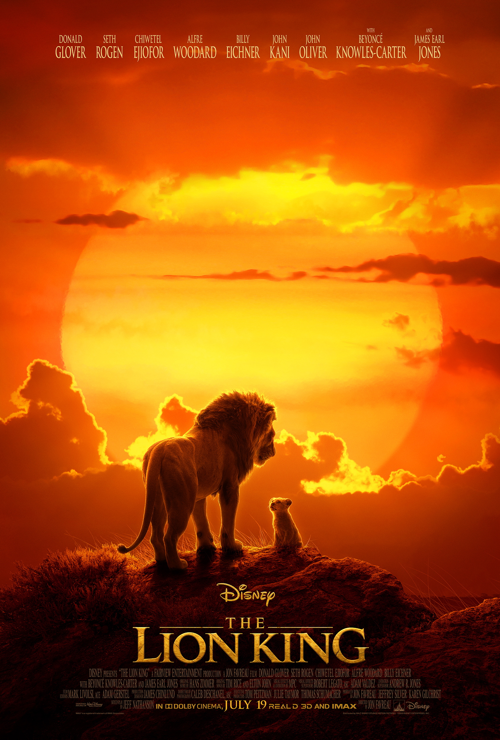Lion King Parent Review, The Lion King Poster, #TheLionKing