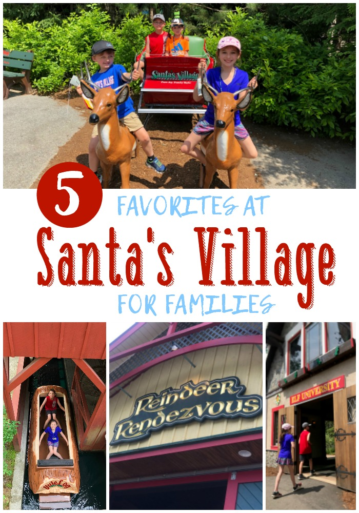 Favorites at Santa's Village, Family Friendly amusement park, New Hampshire Attractions, New England amusement parks, #SantasVillageNH #VisitNH #WhiteMountains #FamilyTravel #KidswhoTravel