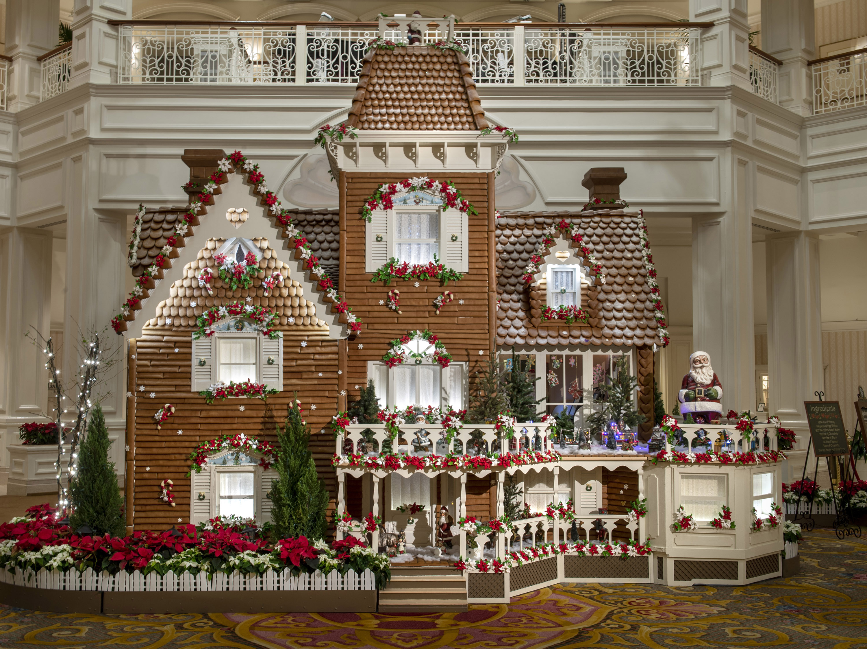 Disney's Grand Floridian Resort Gingerbread House