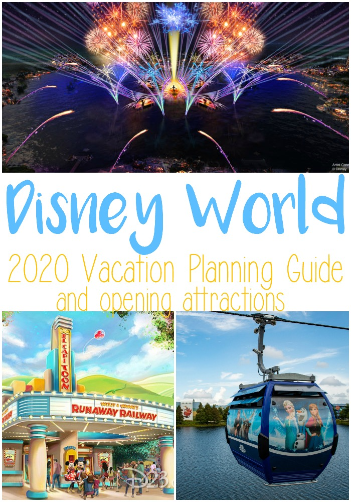 Disney World 2020, Disney Vacation Guide, Disney new attractions, Disney Tips, #NowMoreThanEver #DisneyParks #DisneySMC #DisneyWorld