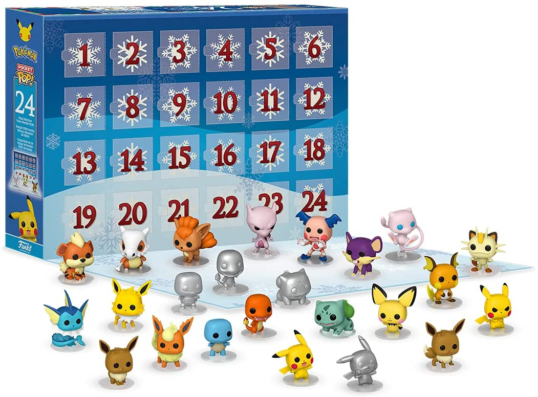 Funko Pokemon Advent