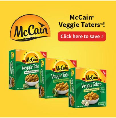 McCain Veggie Taters