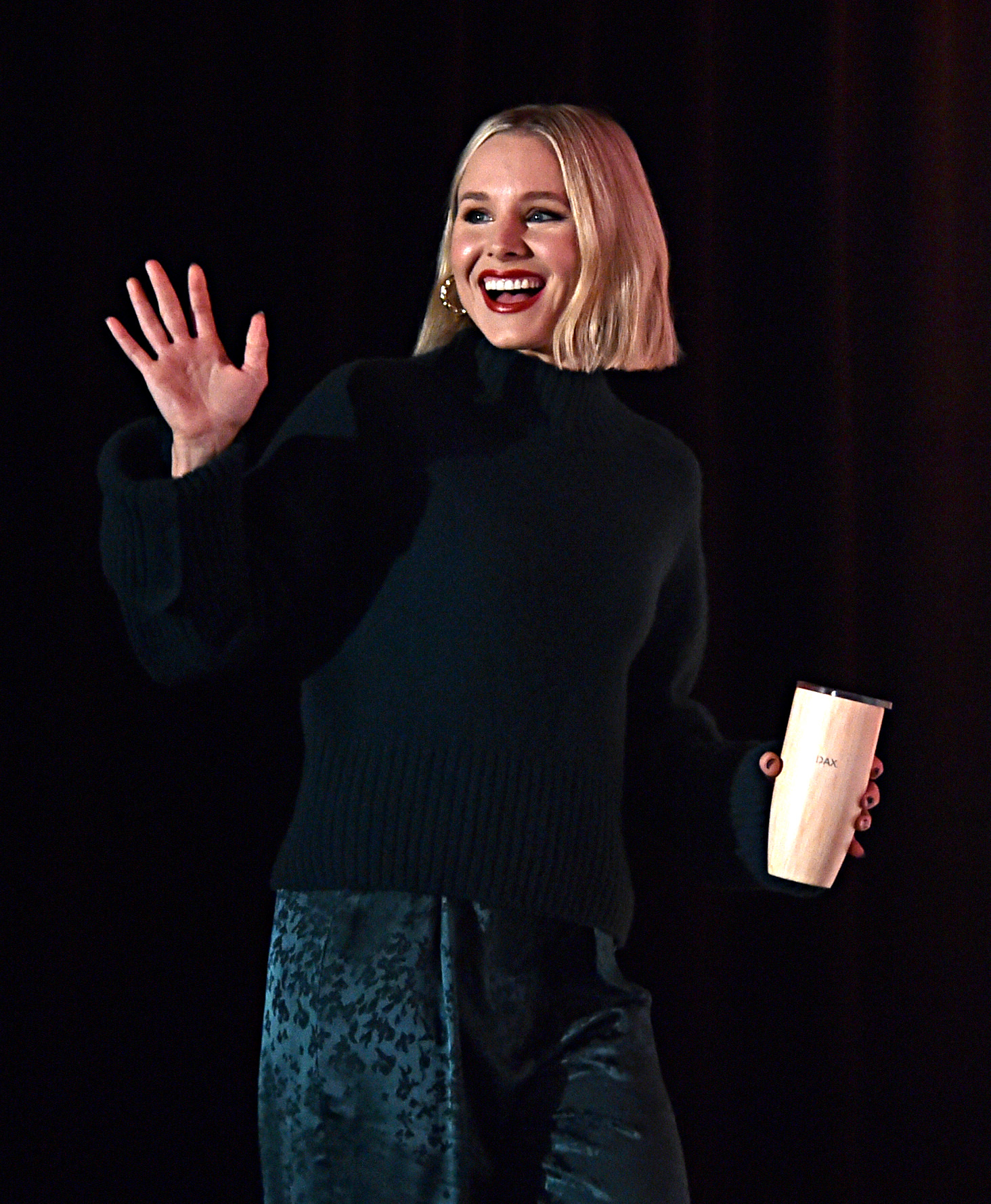 Kristen Bell Frozen 2 Press Junket