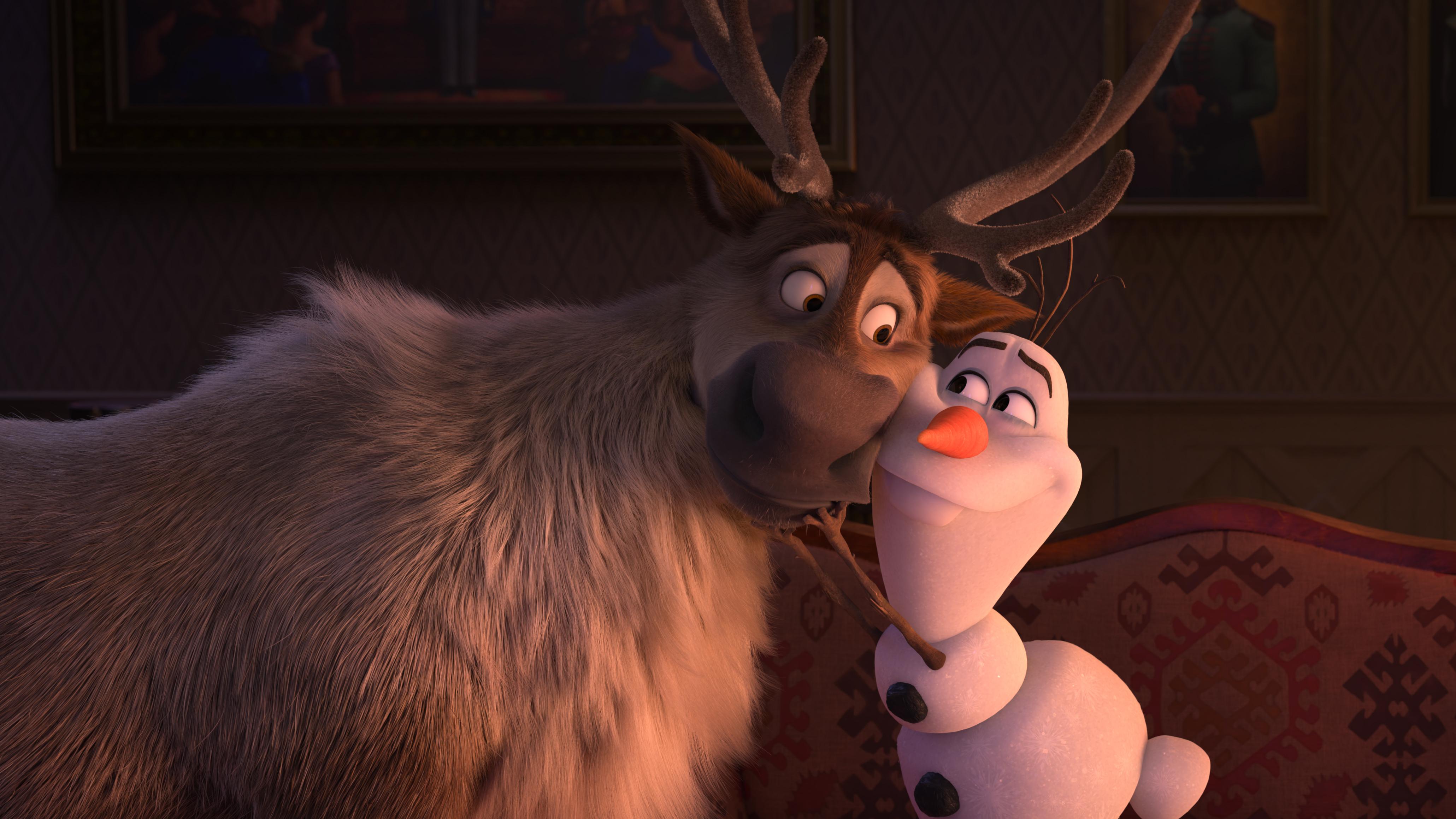 Sven and Olaf