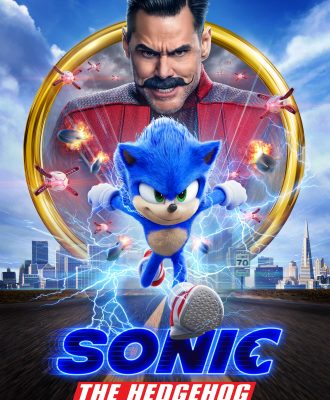 Sonic the Hedgehog Trailer and Poster