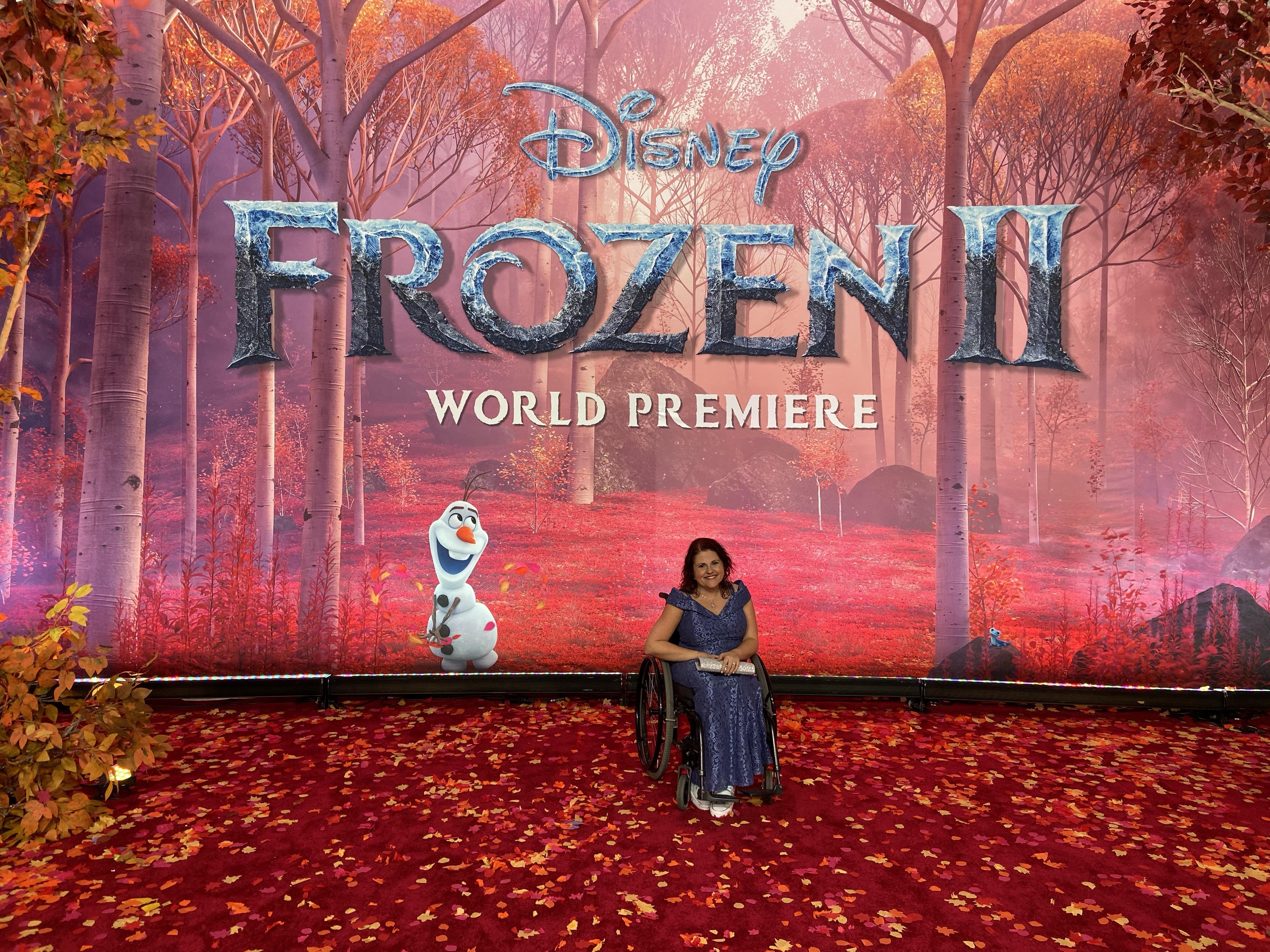 Frozen 2 world premiere