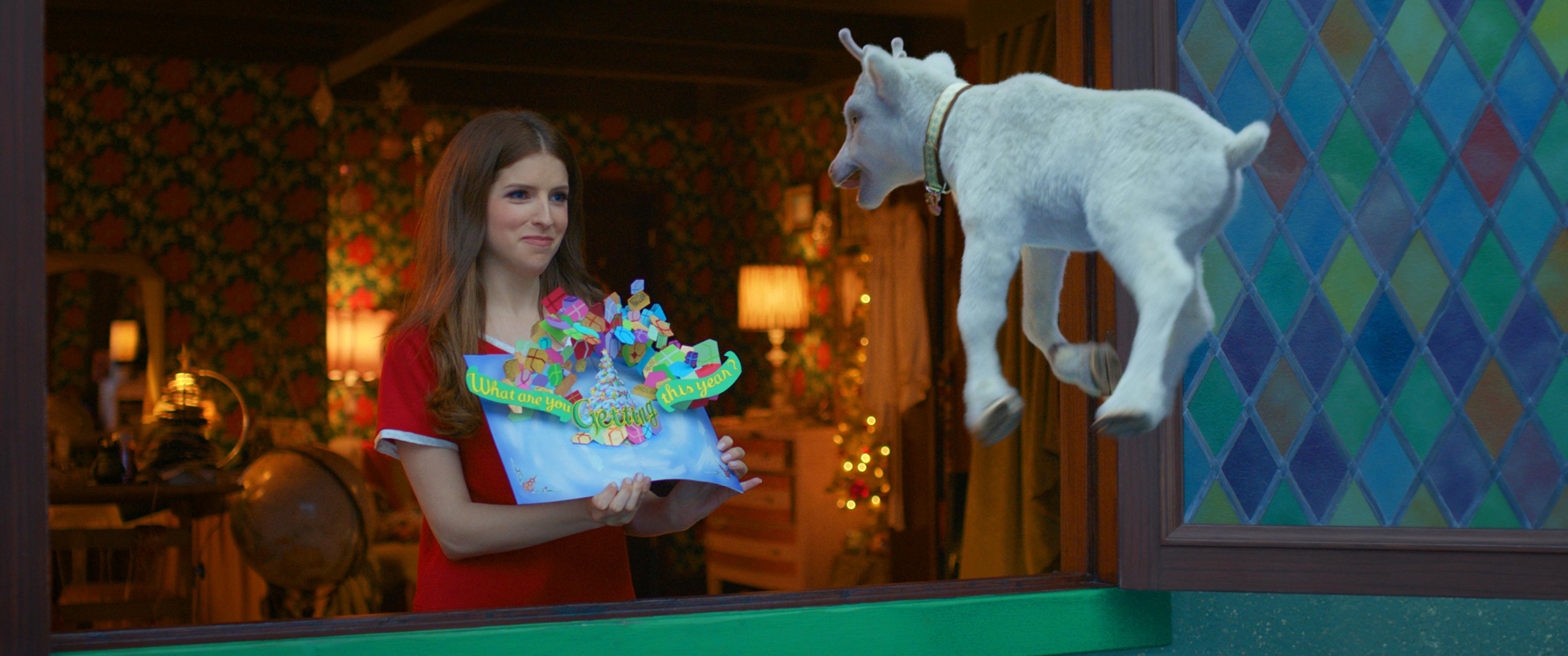 Snow Cone Reindeer Noelle
