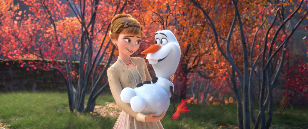 Anna and Olaf Frozen 2, Best Olaf Quotes Frozen 2