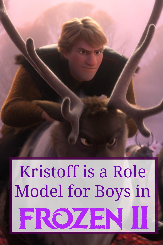 Kristoff Role Model Boys Frozen 2