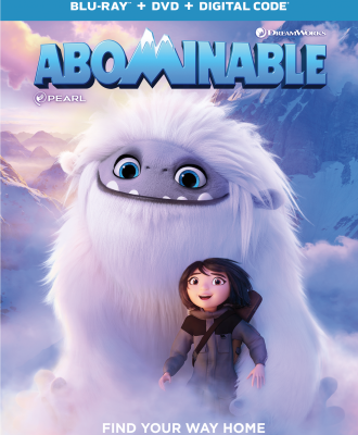 Abominable Movie on DVD
